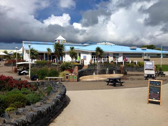 Hafan y Mor Holiday Park - Haven: views of site