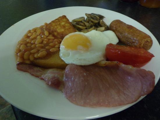 Grosvenor View - Guest House : Breakfast