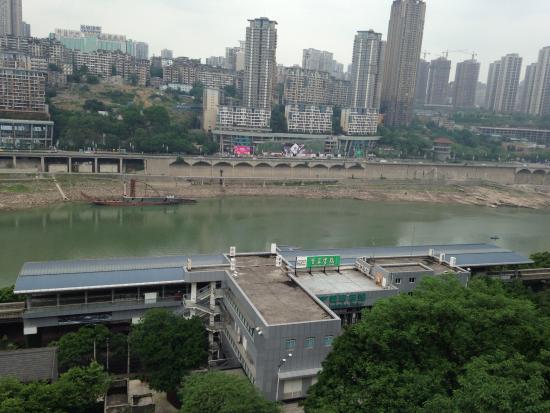 No.50 Zengjiayan Residence: 周公館最寄りのモノレール駅