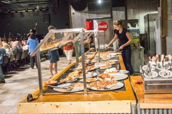 Larrys Pizza We Turn The Ordinary Into Extraordinary