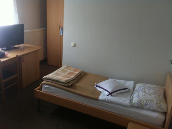 Hotel Fala: chambre