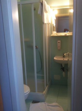 Hotel Fala: salle de bain