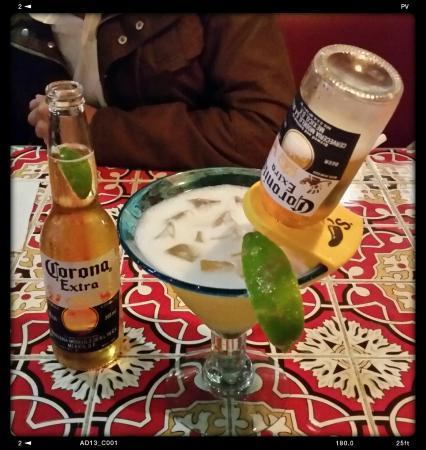 Chili's: Coronas!