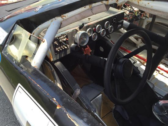 Race Car Interior Dbkc Picture Of Daytona Beach Kennel