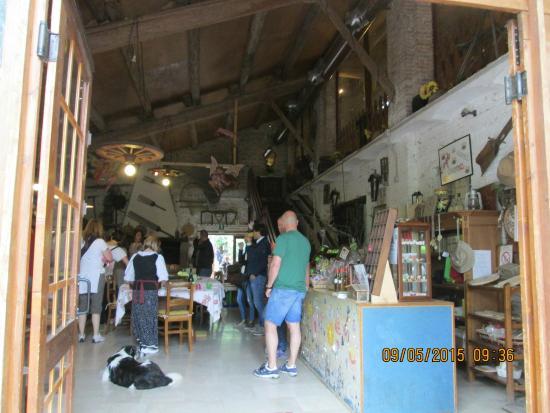 Sala Da Pranzo Foto De La Vecchia Fattoria Bonavicina