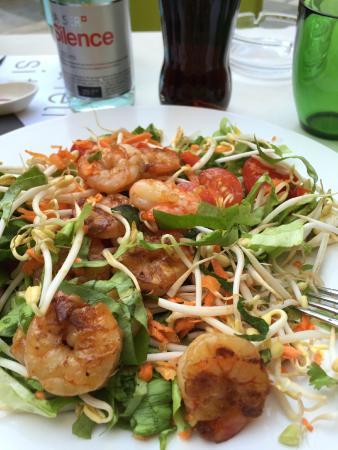 Ristorante Etnic: Thai salad