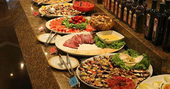 Churrascaria e Frutos Do Mar Bahia Grill