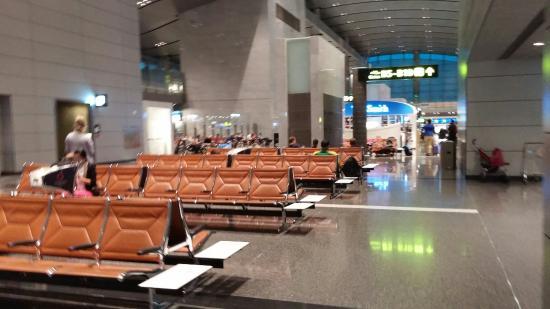 Aeroporto Del Qatar : Hamad international airport qatar foto di aeroporto