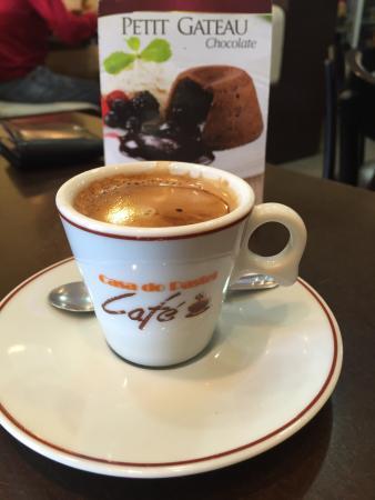 Casa Do Pastel Cafe