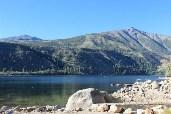 Located On Lower Twin Lake Out Of Bridgeport Ca Picture