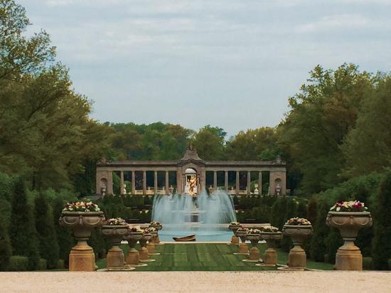 Nemours Mansion U0026 Gardens: The Formal Garden And Fountains At Nemours In Wilmington  DE