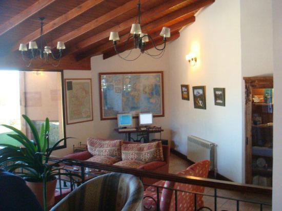 Hotel Sierra Nevada: Sala de es descanso