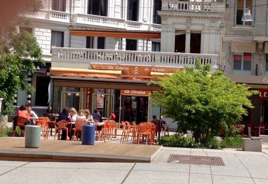 La Terrasse De Dorian Saint Etienne Restaurant Reviews