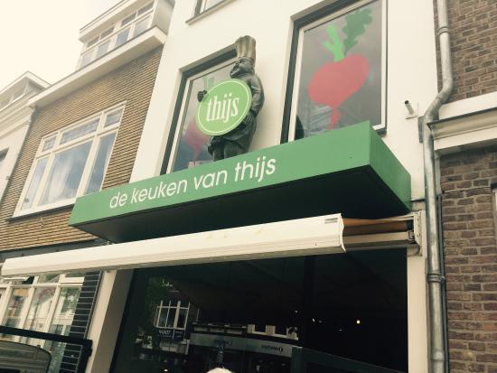 Keuken Van Thijs : Voorkant foto van de keuken van thijs utrecht tripadvisor