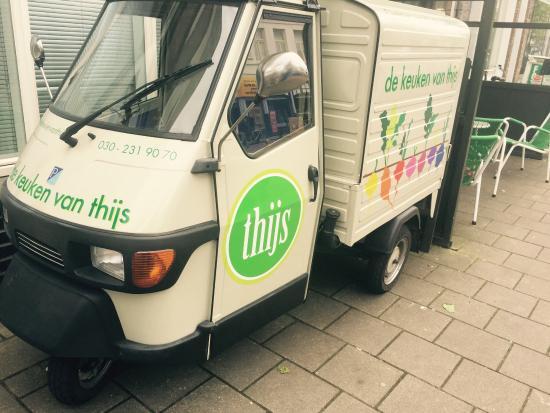 Keuken Van Thijs : De auto picture of de keuken van thijs utrecht tripadvisor