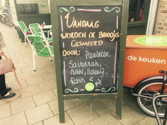 Keuken Van Thijs : Wie smeert er foto van de keuken van thijs utrecht tripadvisor