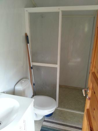 Oddland Camping: Toilet