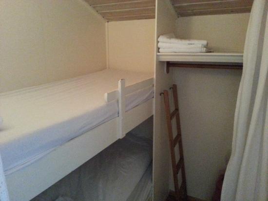 Oddland Camping: Smaller adjacent Room