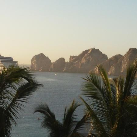 Cabo San Lucas Inn: view from cabo villa room