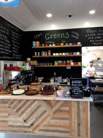 Greens Cafe