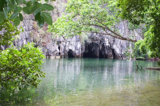 Trekking Hero Adventure - Day Tours: Underground river entrance