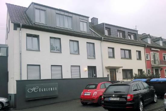 Hotel Villa Hugel : Apartments with Hugo Villa