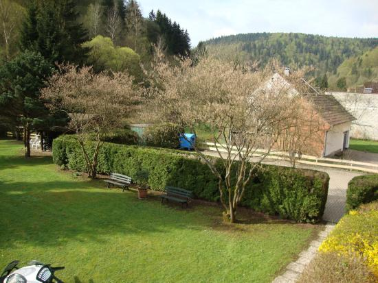 Zorge, Allemagne : View from the garden