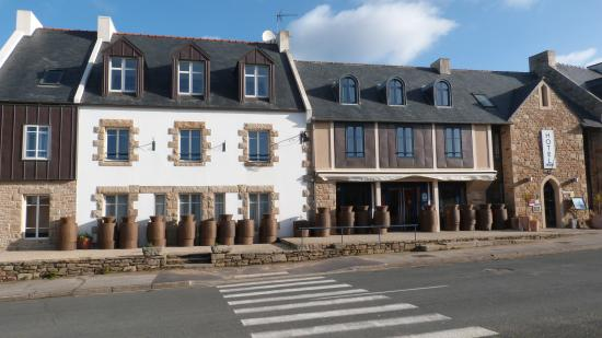 Hostellerie de la Pointe Saint-Mathieu : l'hotel