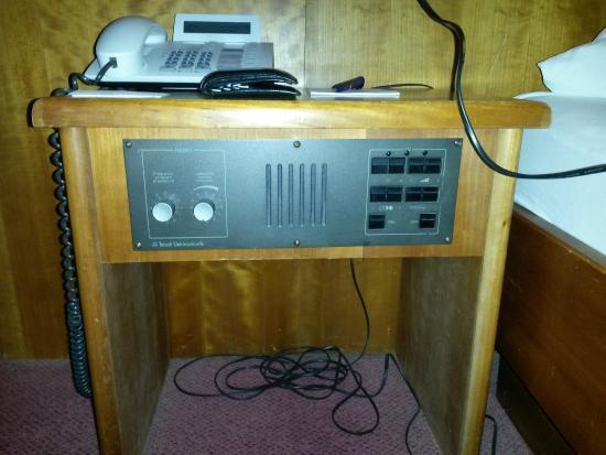 City Partner Hotel Sittardsberg : Radio