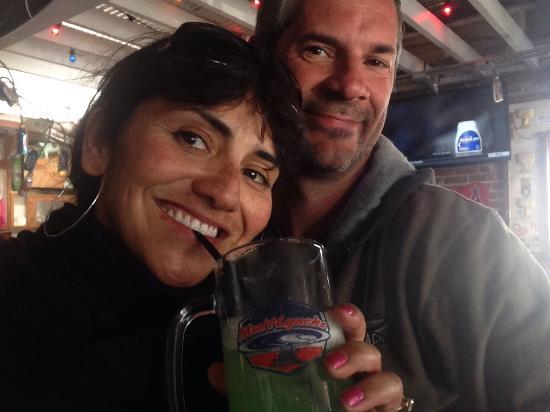 Mutt Lynch's: A green drink??