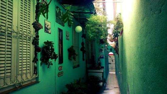 Casa Gloria and Lazaro: ingresso