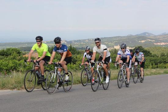 44-5 Cycling Tours - Day Tours
