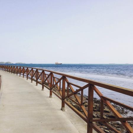 Chaguaramas Boardwalk
