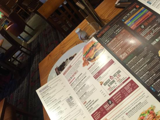 Dirty menus !!!!
