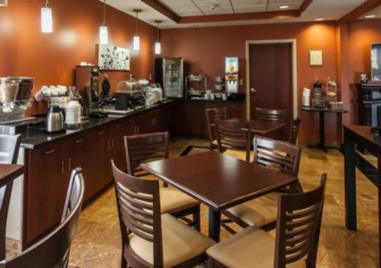 Sleep Inn & Suites Dyersburg : Breakfast Area