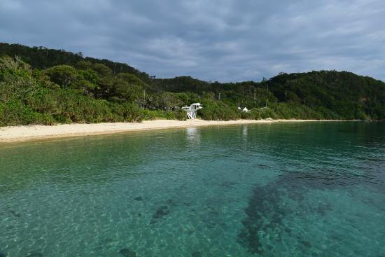 加計呂麻島, スリ浜