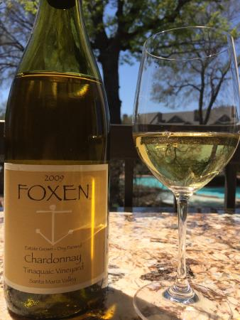 Foxen Vineyard: WOW