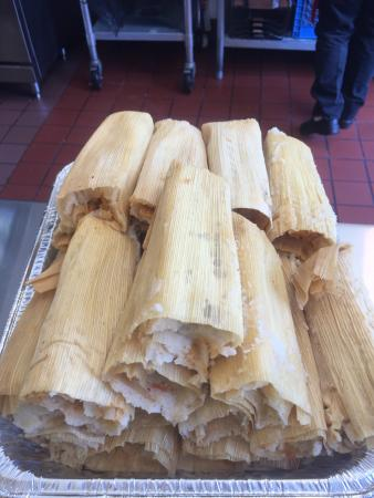 Lucy's Tamale Factory
