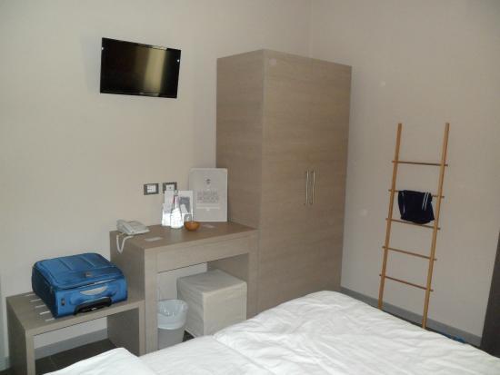 Camera da letto - Bild von Hotel Helvetia, Jesolo - TripAdvisor