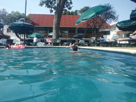 Hotel Jacarandas Alberca Climatizada