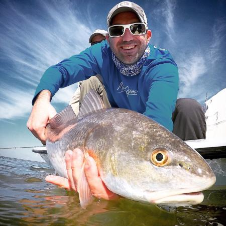 A Fishing Guide: Sightfishing in the everglades with CPT Steve Friedman
