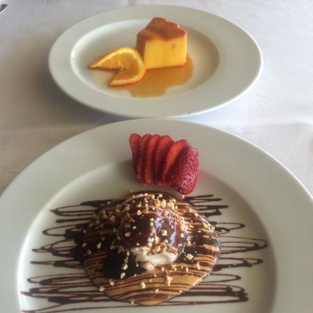 Restaurante Manjar da Helena: Tudo divinal !!! A açorda de coentros de entrada 🔝🔝🔝 O cabritinho e as sobremesas de bradar a