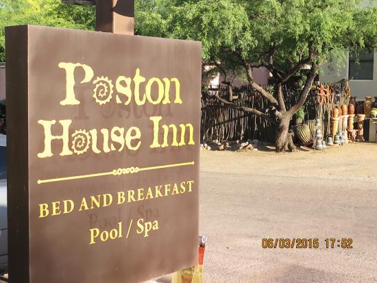 Poston House Inn: Poston Inn