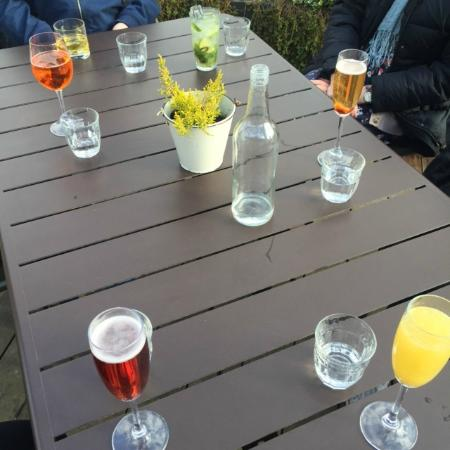 Rooftop Restaurant Ashmolean Drinks At The Dining Room