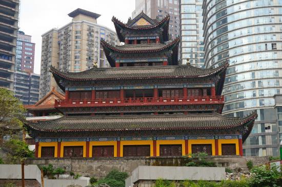 重庆罗汉寺