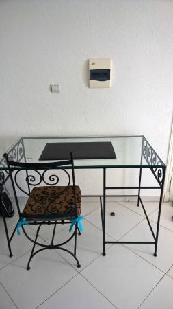 Chenoua Hotel : bureau