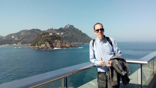 Hotel Artea : Playa de la concha de san sebastian