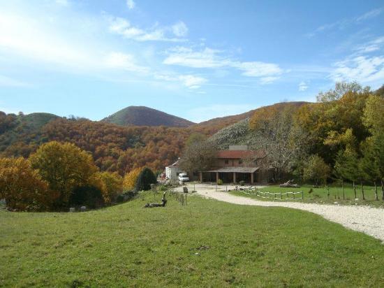 San Gregorio Magno, Italy: Agriturismo Lu Craparizz