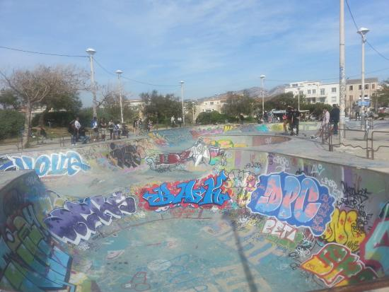 Skatepark du Prado