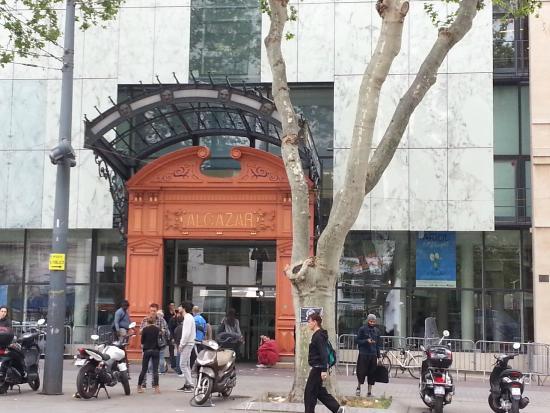 Bibliothèque de l'Alcazar